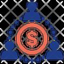 Seo Money Connect Icon