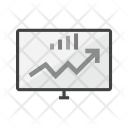 Seo Monitoring Report Icon