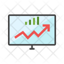 Seo Monitoring Analysis Icon
