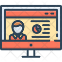 Seo Monitoring Seo Monitoring Icon
