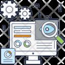 Seo Monitoring Seo Audit Seo Analysis Icon