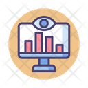 Seo Monitoring Monitoring Seo Icon