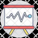 Monitoring Performance Keyword Icon