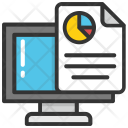 Seo Monitoring Performance Icon