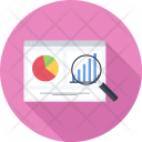 Seo Monitoring Business Icon