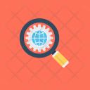 Seo Analysis Checker Icon