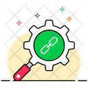 Seo Optimization Search Engine Icon