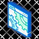 Settings Seo Optimization Icon