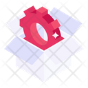 Seo Package Seo Parcel Seo Cardboard Icon