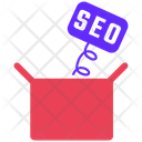 Seo Packages Marketing Graph Icon