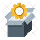 Package Marketing Seo Icon