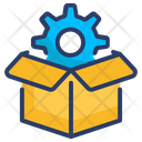Seo Packing Icon