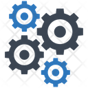 Seo Perfomance Ability Brainstorming Icon