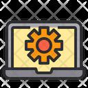 Performance Seo Web Icon