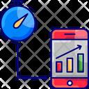 Seo Performancem Seo Performance Analytics Icon