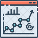 Seo Performance Performance Planning Icon