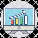 Performance Keyword Analysis Icon