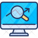 Seo Performance Performance Monitor Icon