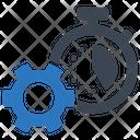 Seo Business Optimization Icon