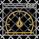 Performance Optimization Seo Icon