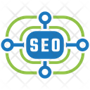 Seo Planning Marketing Strategy Icon