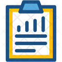 Clipboard Seo Report Icon