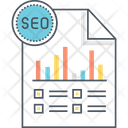 Seo report Icon
