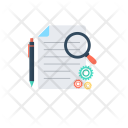 Seo Audit Analysis Icon