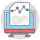Seo Report Performance Icon