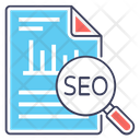 Business Analytics Business Analysis Data Analysis Icon