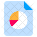Seo Report Report Graph Icon