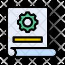 Seo Report Report File Icon
