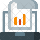Seo Report Paper Icon
