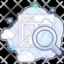 Seo search Icon