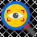 Seo Search Search Vision Icon