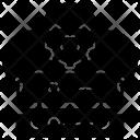Seo Server Optimization Icon