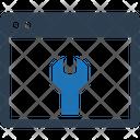Gear Seo Service Optimization Icon
