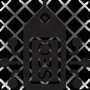 Seo Services Tag Icon