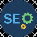 Seo Setting Icon