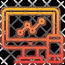 Seo statistic Icon