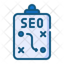 Seo Strategy Marketing Seo Icon