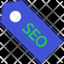 Seo tag Icon