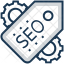 Seo Setup Keywords Icon