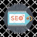 Seo Tags Internet Icon