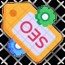 Seo Tag Metadata Meta Tag Icon