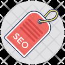 Tag Website Development Icon