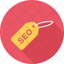 Seo Tag Business Icon