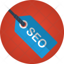 Seo Tag Label Icon