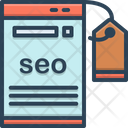 Seo Tagging Icon