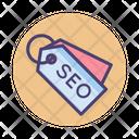 Seo Tags Tags Seo Icon
